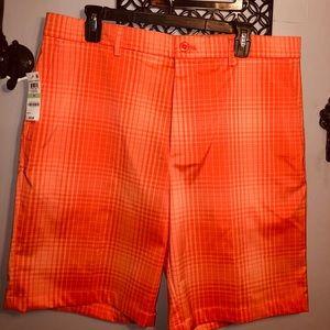 Greg Norman Attack Life MENS novelty shorts NWT